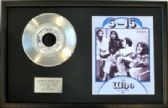 THE WHO - Platinum Disc&Song Sheet - 5.15